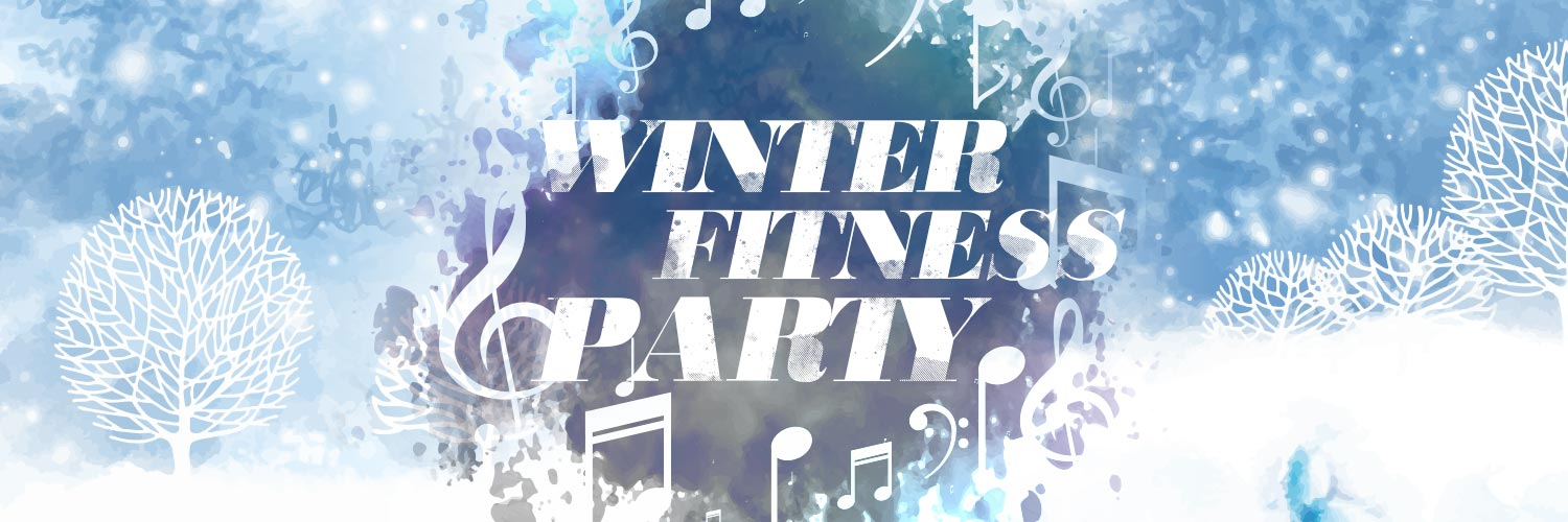 winter fitness party